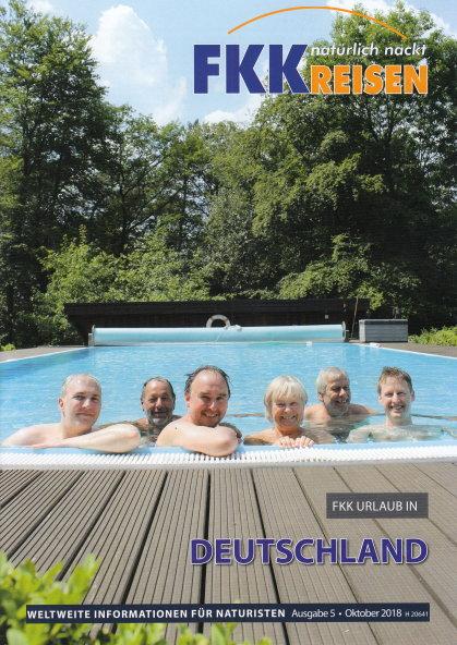 Resultado de imagen para FKK REISEN, magazine